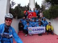 Çadosk Bisiklet Gurubundan,Şehitlerimiz Anısına
