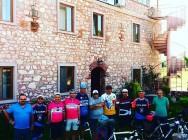 Eyvah Eyvah Çatalca doğal çevre ve doğa sporları kulübü Geyikli'de