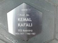 Çatalca'lı Prof.Dr.Halil Kemal KAFALI'nın Öz-geçmişi