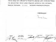 ABD Büyük elçiliği Ataşemiliter vekili Alb. Lee C. Miller / Çatalca