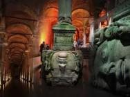 İstanbul'un Yüzyıllara Meydan Okuyan Yeraltı Dehlizleri