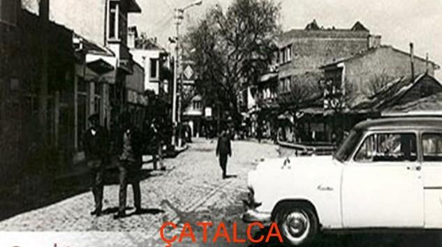 1942 Yılında Çatalca