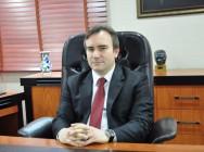 Siirt Belediye Başkanı  Ceyhun Dilşat Taşkın Çatalcalı dır